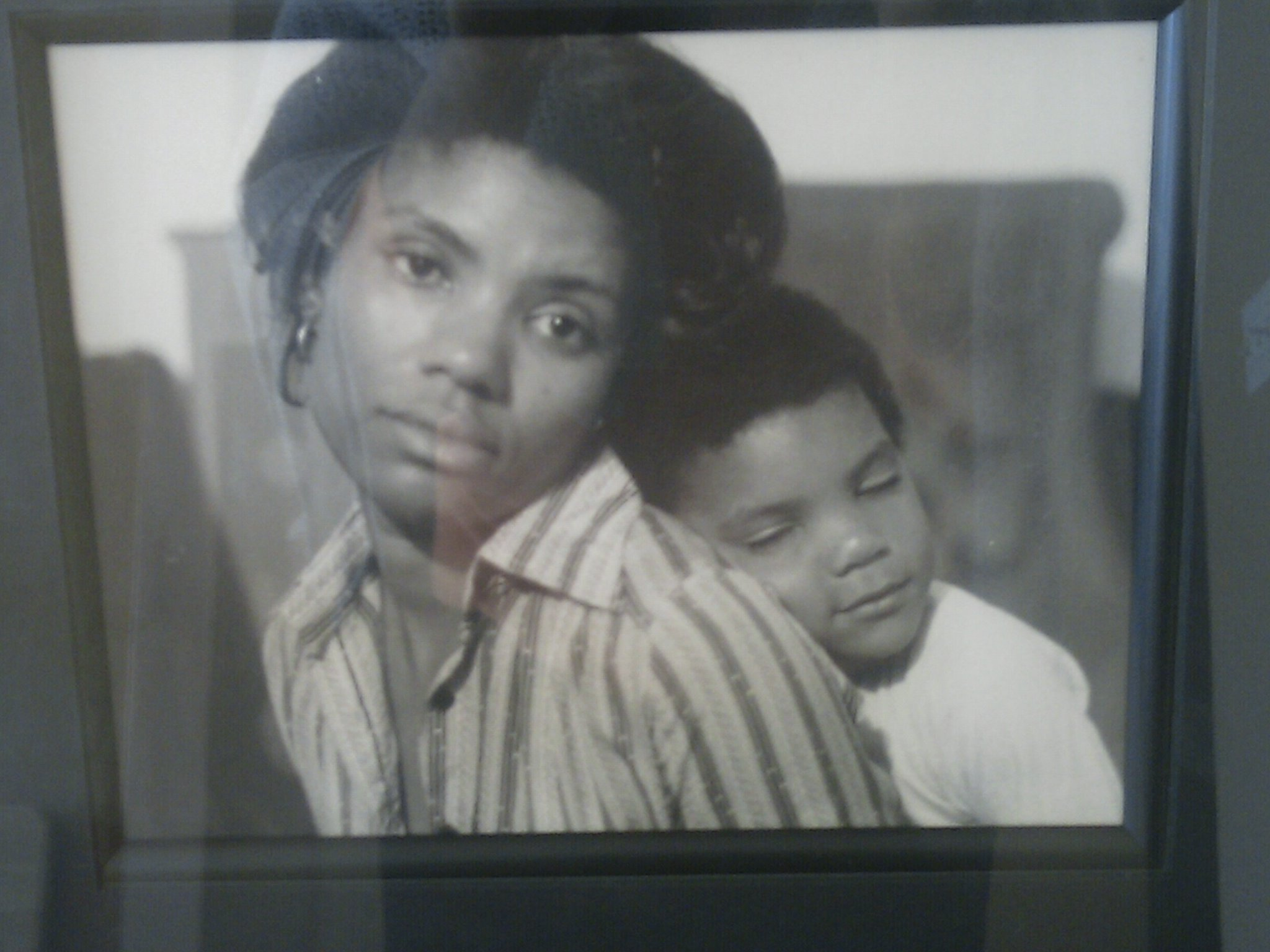 The greatest gift my mother ever gave me…