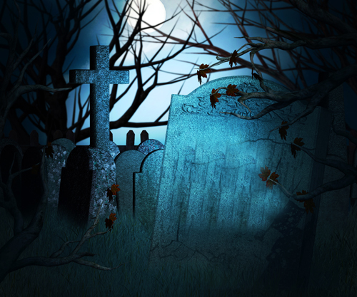 Food for Thoughts: Communing with the dead…